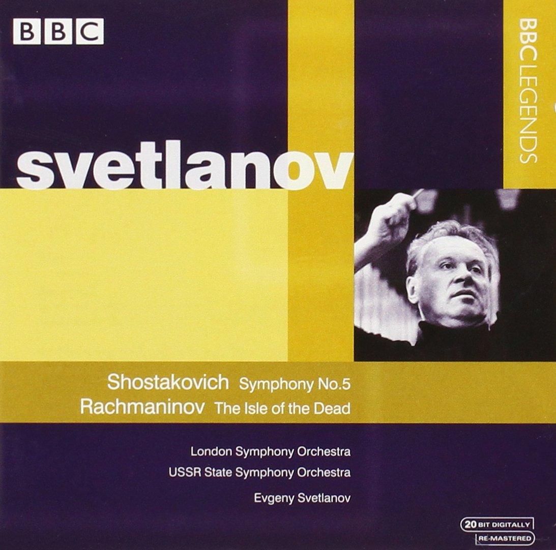 Shostakovich: Symphony No. 5 / Rachmaninov: The Isle of the Dead
