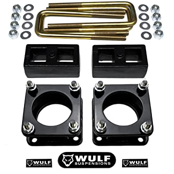 """Diff Drop 3/"""" Front 1/"""" Rear Leveling Lift Kit For 2007-2018 Toyota Tundra 4WD"""