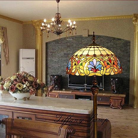 Tiffany 16-Inch Barroco Lámparas Habitación Sala de estilo ...