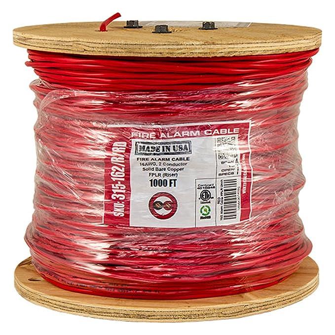 Vertical Cable Conductor de Cable de Alarma contra Incendios ...
