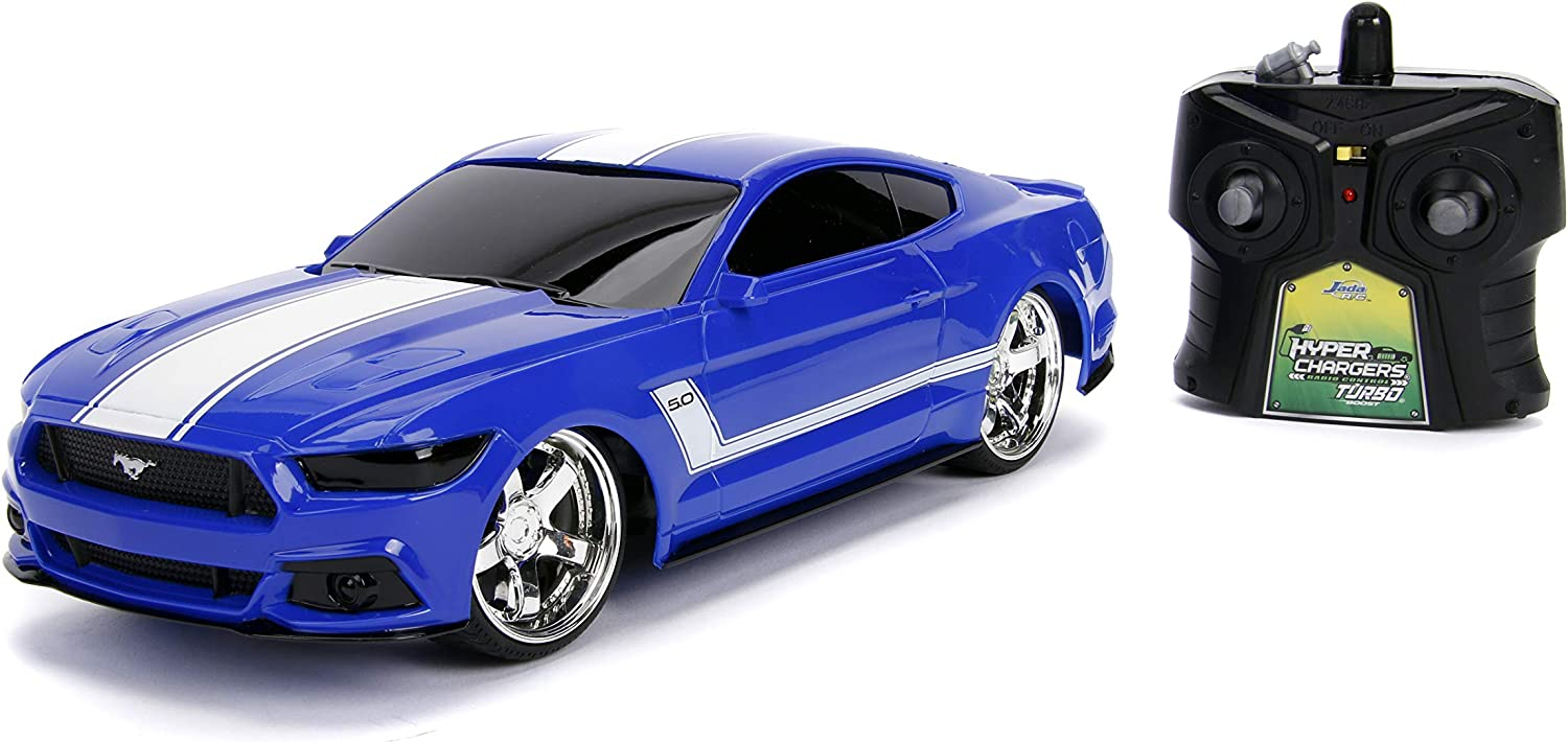 : Jada Toys Big Time Muscle Hyperchargers RC