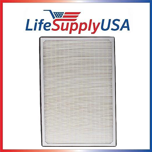 LifeSupplyUSA Paquete de 40 filtros HEPA de Repuesto (10 Juegos ...