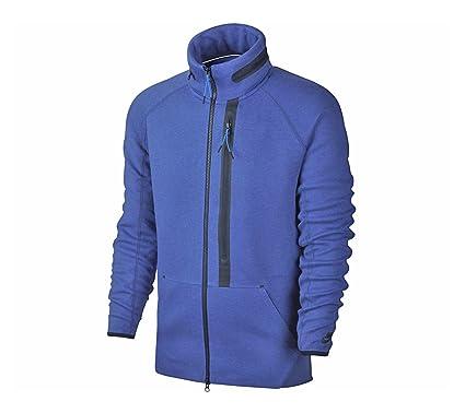 614636 Hommes Bleu Hoody Fz l Size Veste Tech 491 Nike 74AqYwtT