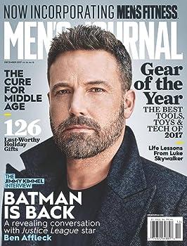 1-Yr Men's Journal Magazine Subscription