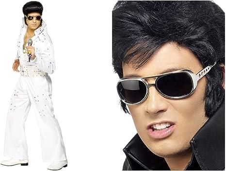Fancy Dress World Elvis Presley 29394 29157 - Disfraz de Elvis ...