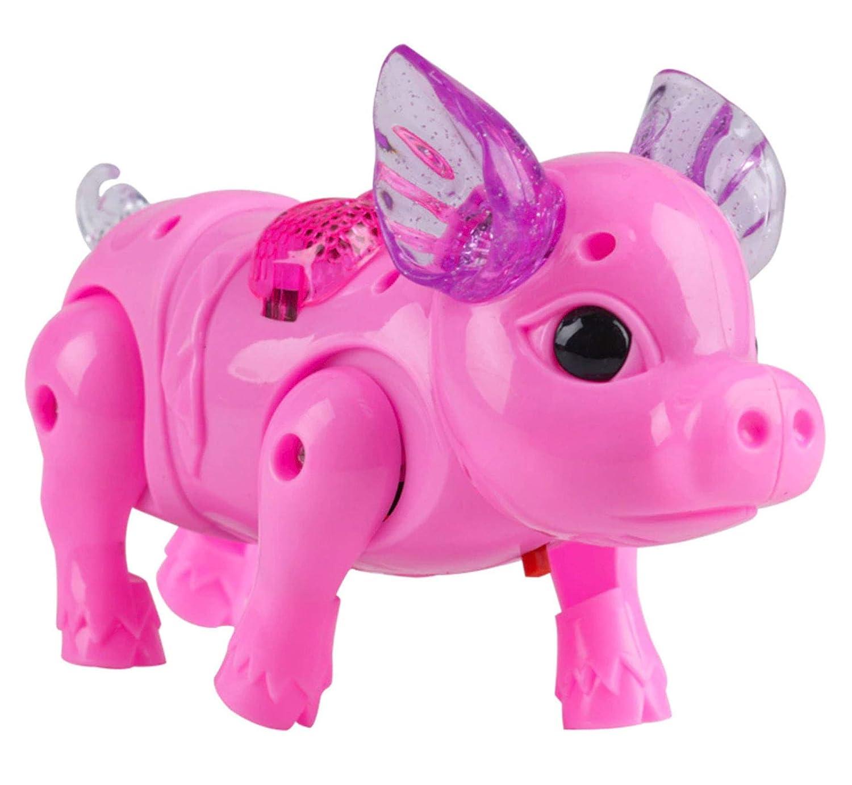 Walking Piggy Toy