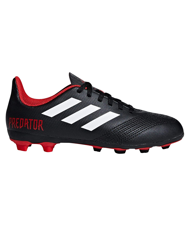 Adidas Predator 18.4 FxG J, Botas de fútbol Unisex Adulto