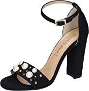 Olga RUBINI Sandals Womens Black