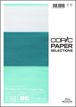 Too copic paper selection special paper