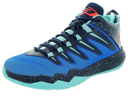 Amazon.com: Jordan Nike Men\u0027s CP3.IX Soar/Infrared 23/Mid Navy/CP  Basketball Shoe 10.5 Men US: Shoes