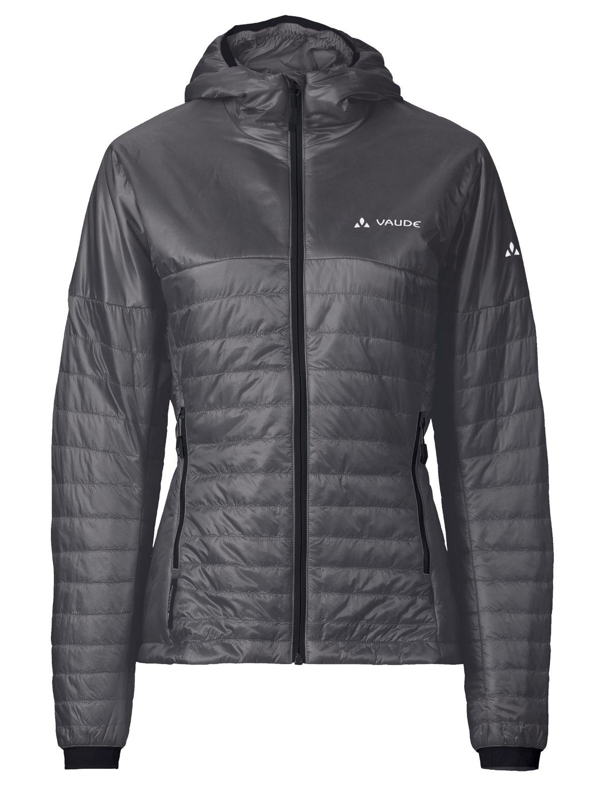 VAUDE Women's Freney Jacket, Iron, Size 40