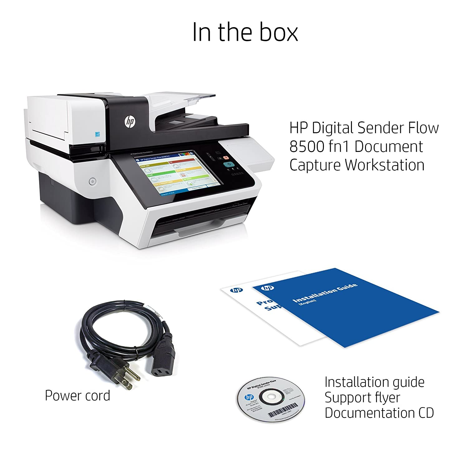 hp digital sender flow 8500 fn1 firmware