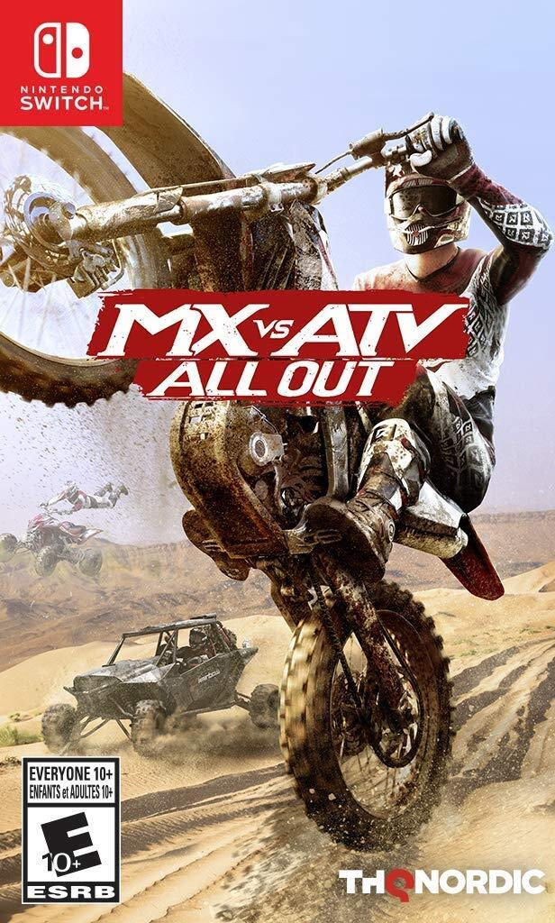 Mx Vs ATV All Out - Nintendo Switch