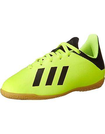adidas X Tango 18.4 In J, Zapatillas de fútbol Sala Unisex para Niños