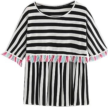 Camisetas Mujer Tallas Grandes Ronamick Hermoso Blusa De Fiesta Mujer Elegante Tops Negros Mujer Fiesta Hermoso Camisa Hombre Manga Larga (Negro,XL): Amazon.es: Iluminación