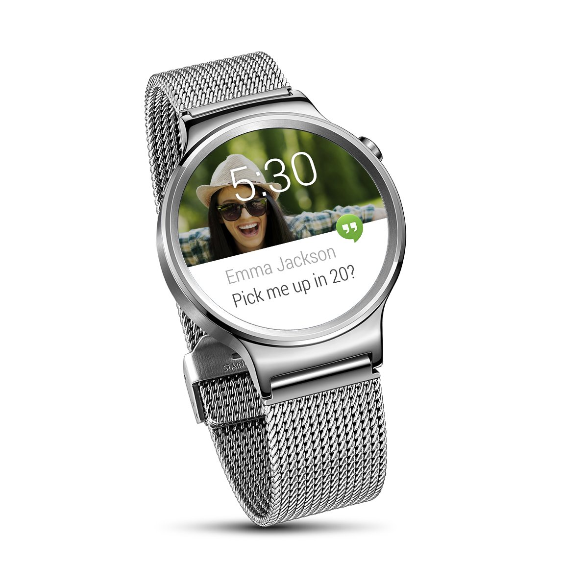 back steel mesh watches rossling classic silver metal ro stainless watch co black products