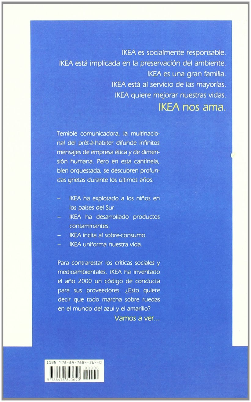 Ikea: un modelo desmontable (Spanish) Paperback – 2007