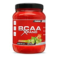 Fairing BCAA XPAND Amino Acid Electrolytes Powders Sports Energy Drink - Vegan Fat Free No Carb Essential Amino Acids For Workout Recovery, Muscle Building 400 gr GOOSEBERRY