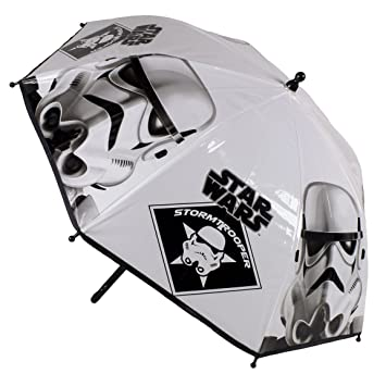 Star Wars LED Regenschirm Storm Trooper