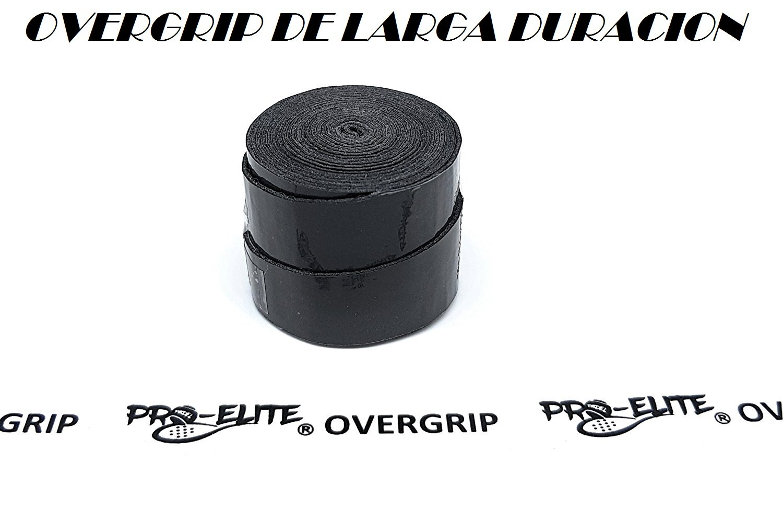 overgrips Pro Elite Premium Lisos (Elige Tus Colores). Blister 5+1: Amazon.es: Deportes y aire libre