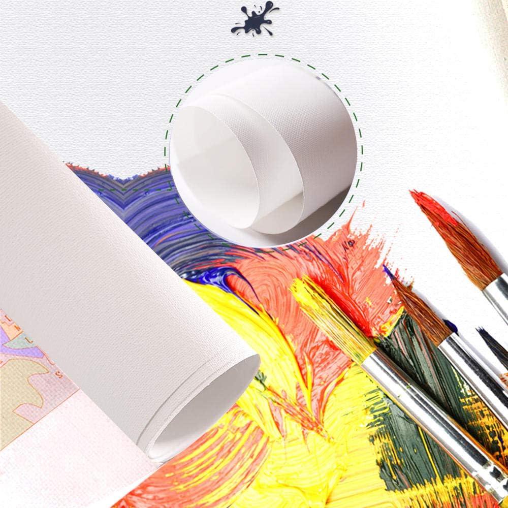 Bambini Che disegnano London City Paint by Numbers Kit di Pittura acrilica Fai-da-Te per bambiniAdulti Pittura per Principianti per Numero SDHJMT-16x20inch