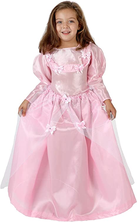 Atosa Disfraz Princesa, color rosa, 5 a 6 años (19655): Amazon.es ...