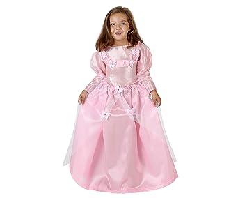 Atosa Disfraz de princesa para niña (talla 140/10 años)
