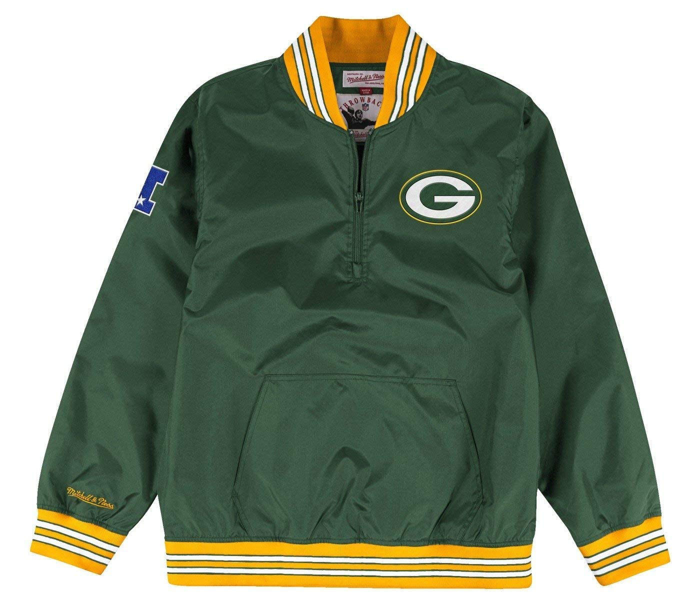 reputable site aaf1d 51eec Green Bay Packers Mitchell & Ness NFL Men's