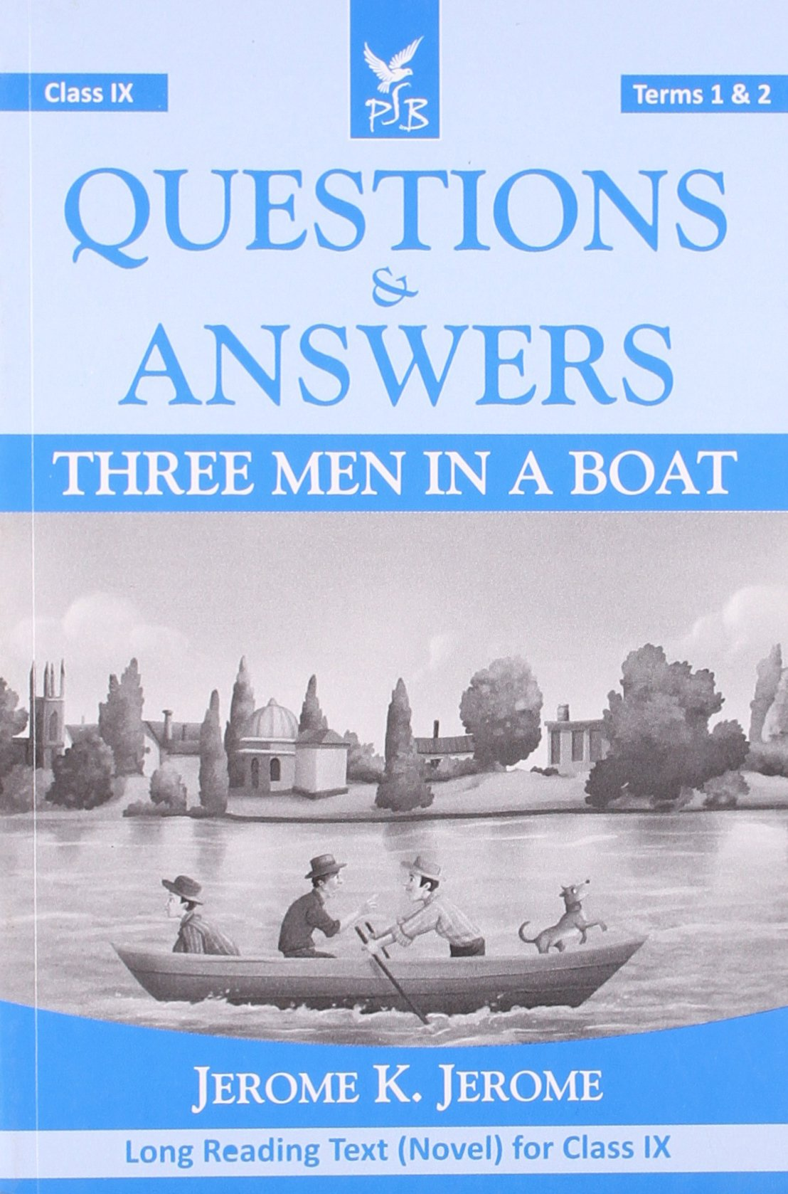 novel three man in a boat question answers chapter 11