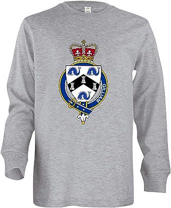 Tenacitee Toddlers Irish Garter Family Charles Long Sleeve T-Shirt