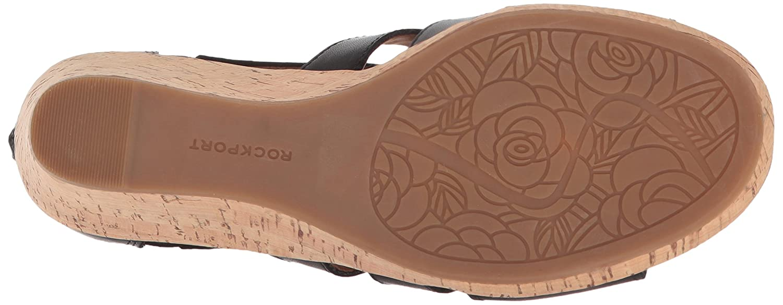 3e483f00151 Amazon.com  Rockport Women s Briah Gladiator Wedge Sandal  Shoes