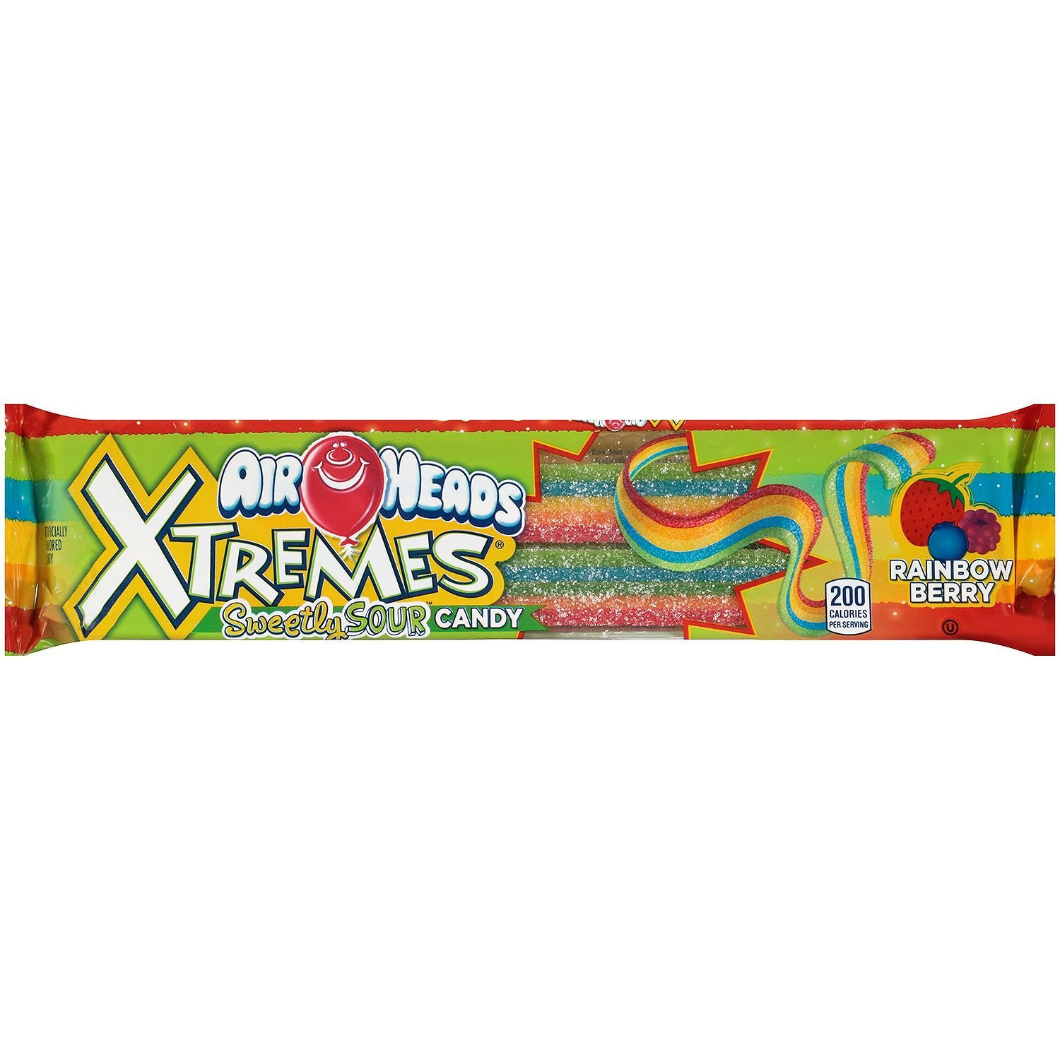 Airheads Xtremes Sour Belts (2 oz., 18 ct.) - Flavor of your choice
