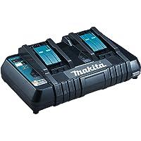 MAKITA 630868-6 DC18RD cargables (Cargador de batería, Negro