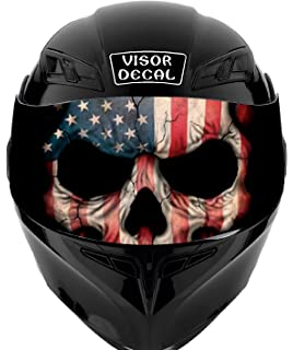 Amazoncom  Custom Handmade Brush Painted Art BANDIT Alien II - Custom motorcycle helmet decals