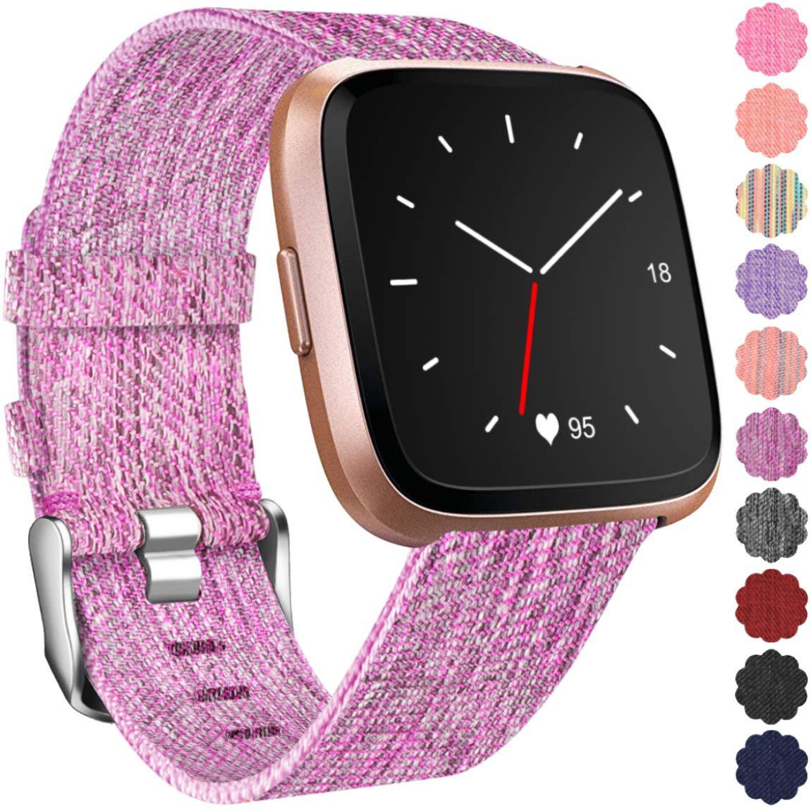 Malla Repuesto Para Reloj Fitbit Versa/lite/special T (D64K)