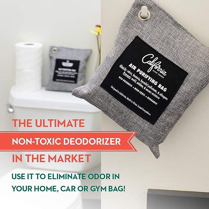 衣橱,房间,车里,冰箱放一包可重复使用的除异味包,让异味,霉菌死光光