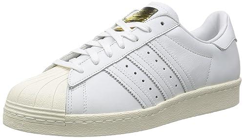 Adidas Superstar 80s Deluxe DLX, ftwr white/ftwr white/cream white, 10