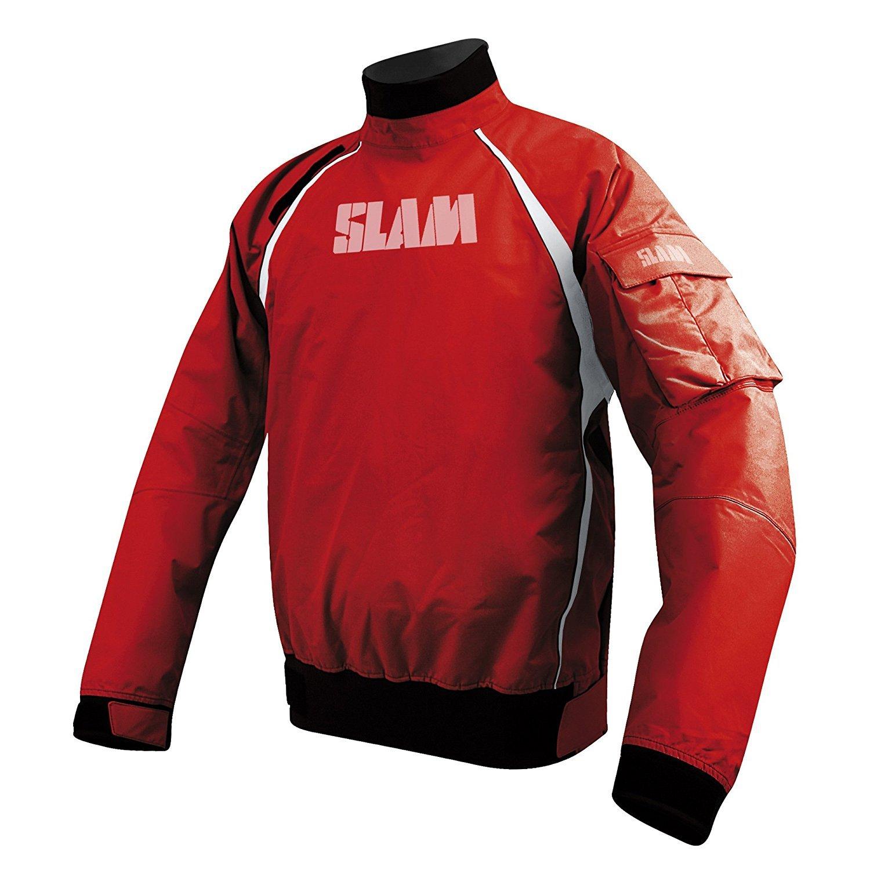 Slam–Force 2spray top–15.000mm impermeabile regolabile morbido PU colletto e polsini