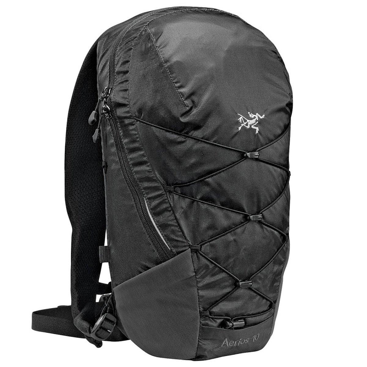 (アークテリクス) Arc'teryx Aerios 10L Backpackメンズ バックパック リュック Raven [並行輸入品]   B07BZMBKY7