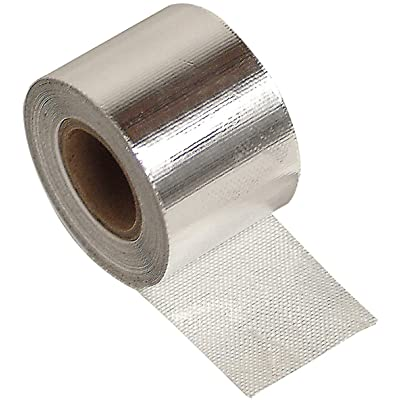 "Design Engineering 010408 Cool-Tape Self-Adhesive Heat Reflective Tape, 1.5"" x 15' Roll: Automotive"
