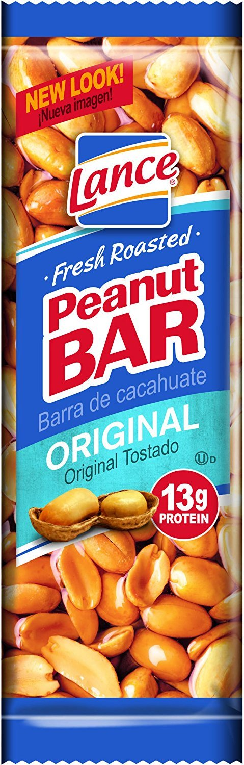 Lance, Peanut Bars, 6 - 2.2oz Packages, 13.2oz Total Per Tray (Pack of 12) by Lance (Image #2)