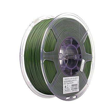 Amazon.com: Esun Pla Pro (Pla +) impresora 3d filamento ...