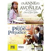 BBC Double Pack - Pride & Prejudice/anne Of Avonlea
