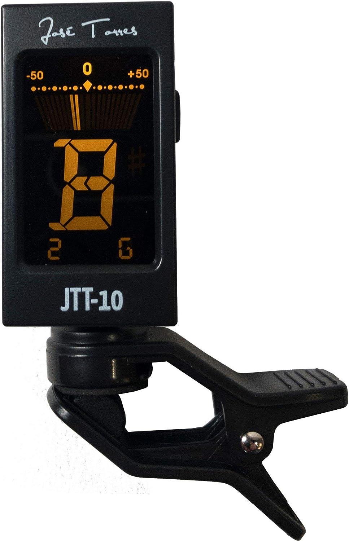 AFINADOR CLIP CROM JTT - 10 JOSE TORRES: Amazon.es: Instrumentos ...