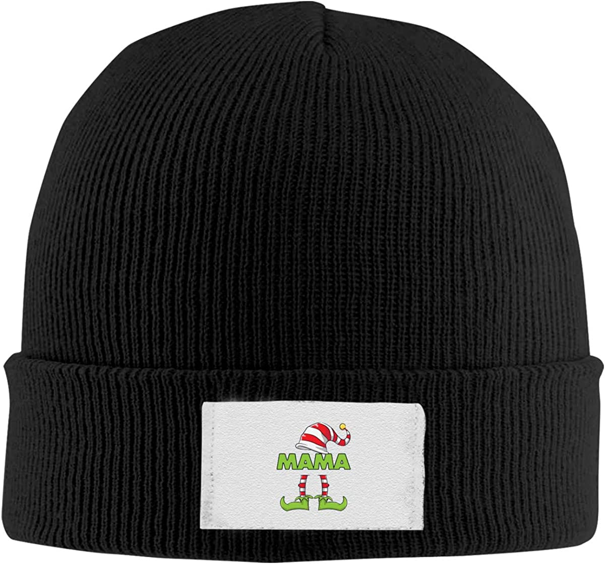 MA MA Knitted Hat Winter Outdoor Hat Warm Beanie Caps for Men Women