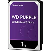 Western Digital WD10PURZ Solid State Drives, 1000 GB, 3.5-Inch, Púrpura