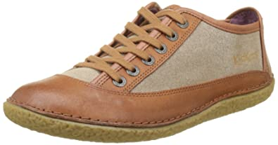 Kickers Hollyday, Baskets Basses Femme