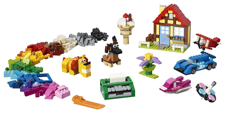 LEGO Classic Creative Fun 11005 Building Kit 900 Pieces New 2020