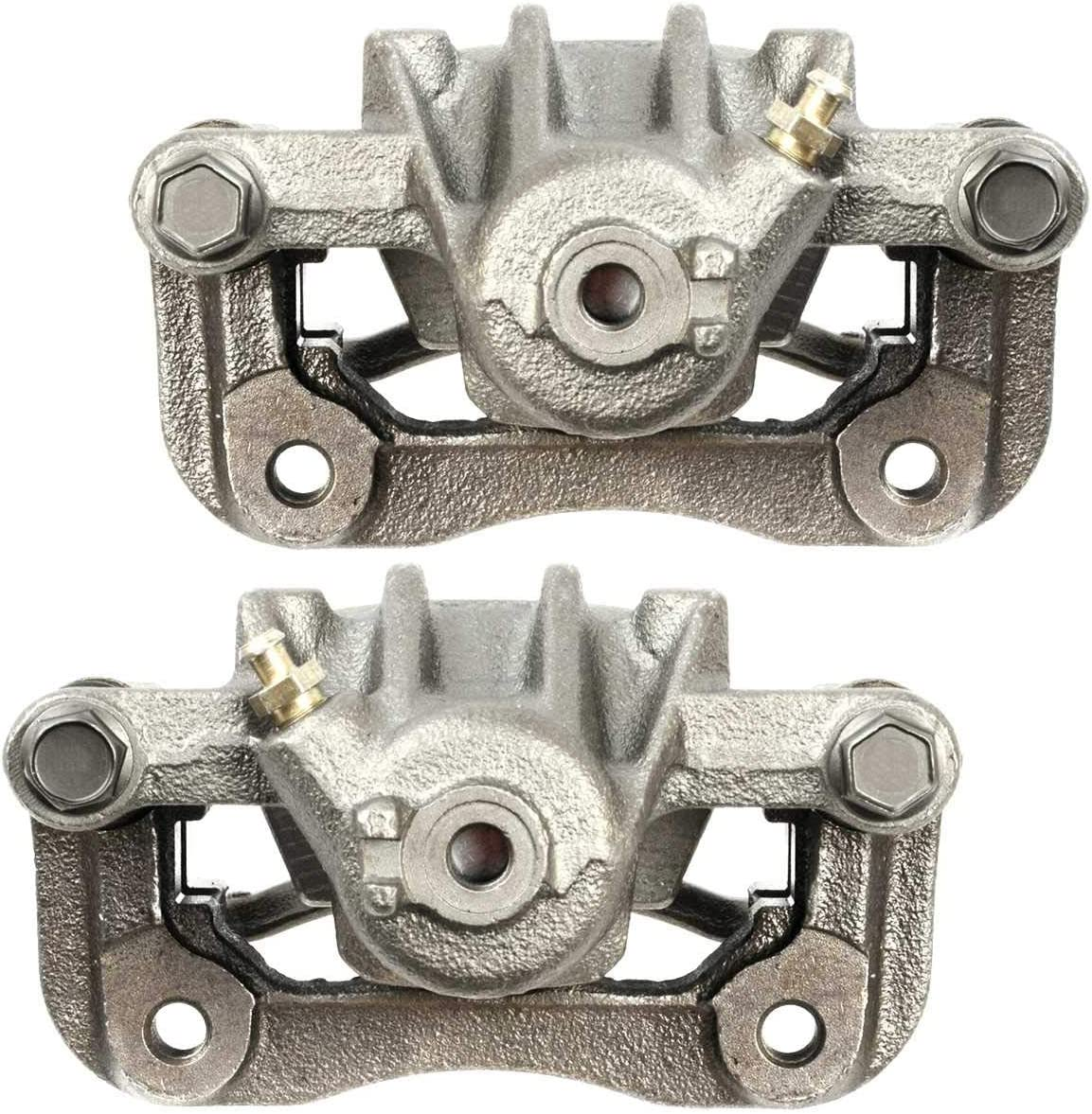 Auto Shack BC293414APR Rear Disc Brake Caliper Pair