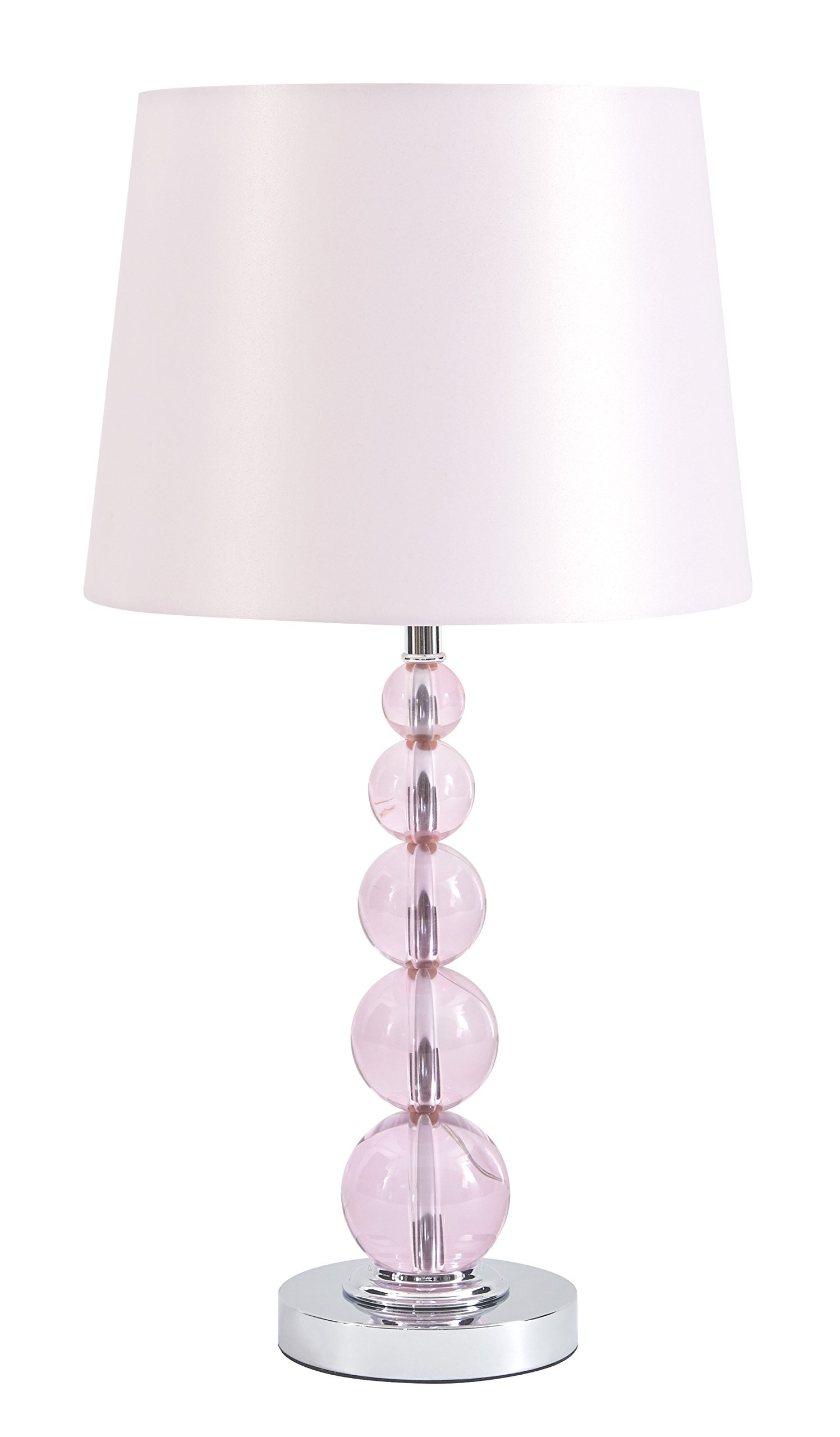 Ashley Furniture Signature Design - Letty Table Lamp - Children's Lamp - Hot Pink by Signature Design by Ashley (Image #1)